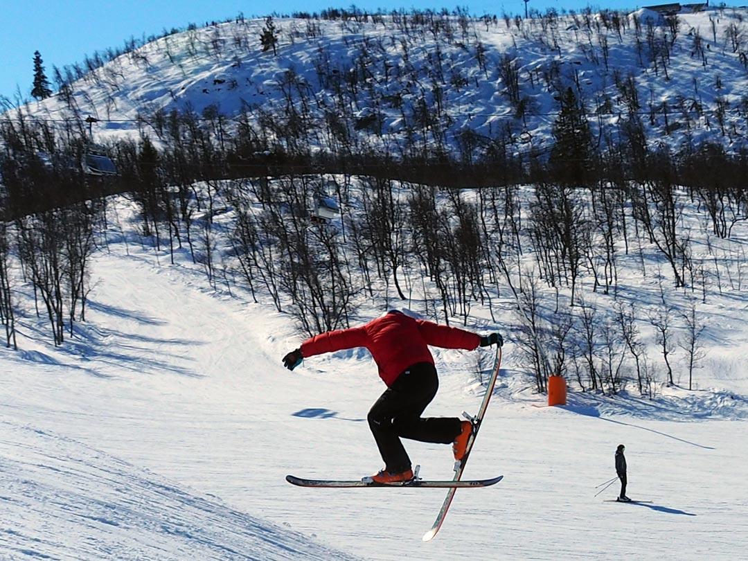 Alpine Sebastian Drøyer