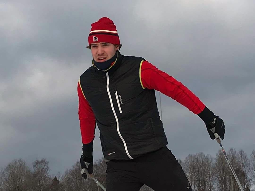 Langrenn Sebastian Drøyer