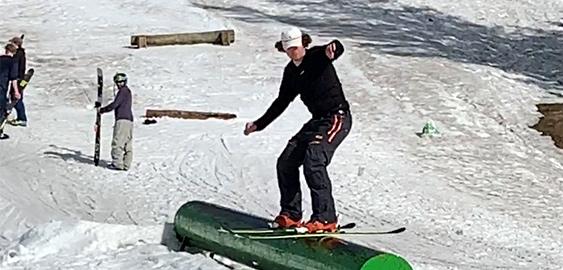 Sebastian Drøyer Ski instructor